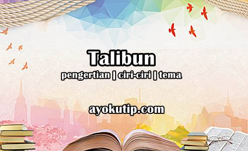pengertian talibun