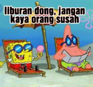 dp bbm spongebob 1