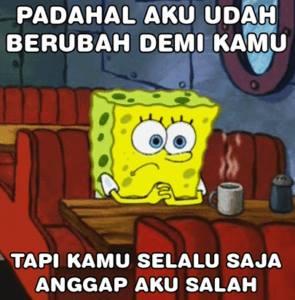 dp bbm spongebob 5