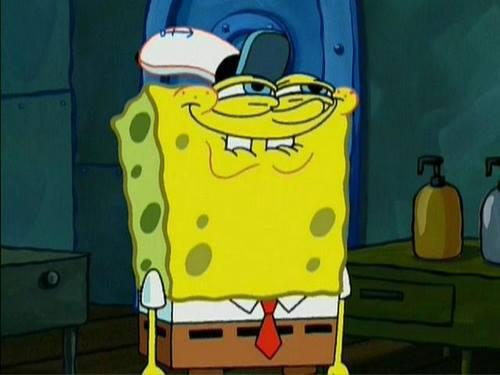 gambar meme spongebob 4