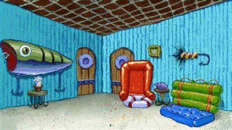 gambar rumah spongebob 5
