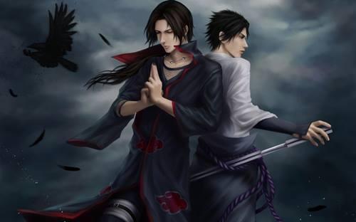 gambar sasuke live action 1