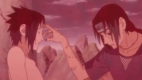 gambar sasuke dan itachi 1