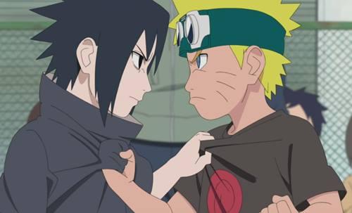 gambar sasuke dan naruto 1