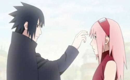 gambar sasuke dan sakura 1