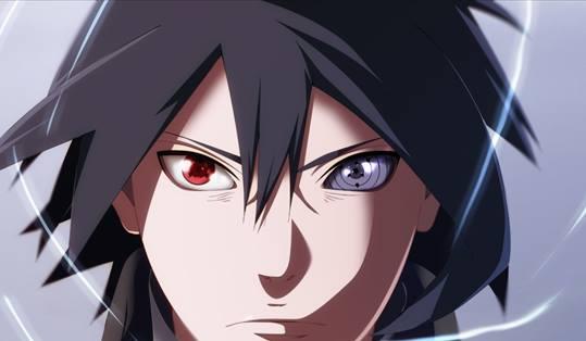 gambar sasuke keren 1