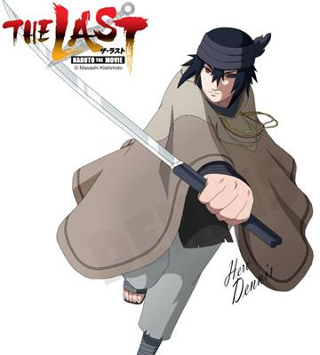 gambar sasuke the last 1
