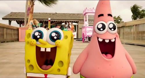 gambar spongebob 3d 3
