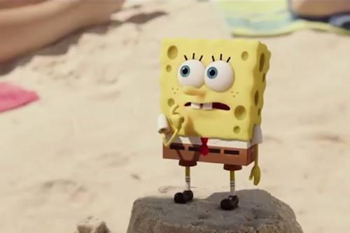 gambar spongebob 3d 4