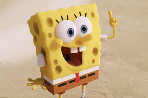 gambar spongebob 3d 5