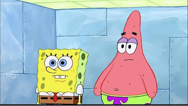 gambar spongebob dan patrick 1