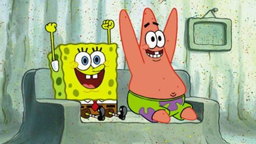 gambar spongebob dan patrick 5
