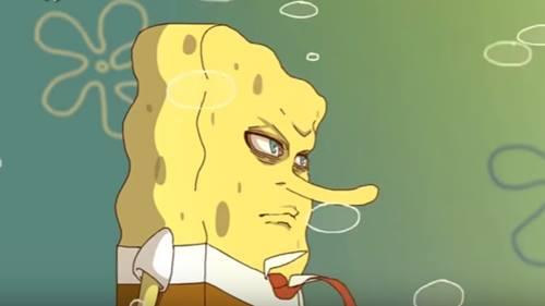 gambar spongebob keren 5