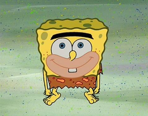 gambar spongebob lucu 1