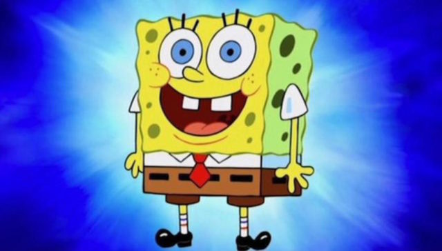 gambar spongebob lucu 2