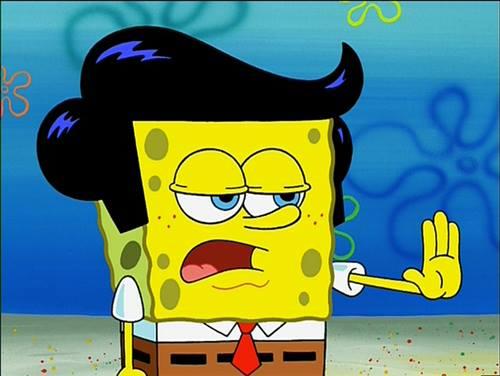 gambar spongebob lucu 4