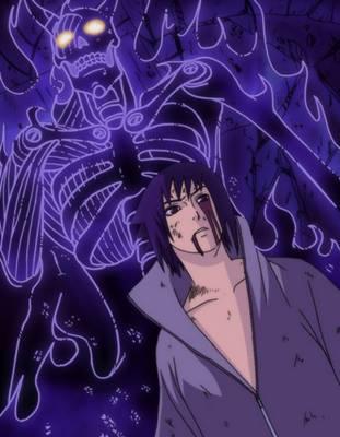 gambar susanoo sasuke 1