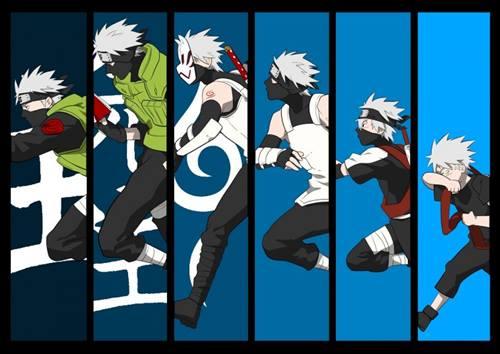 wallpaper kakashi hatake 11