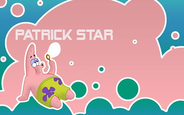 wallpaper patrick star 3