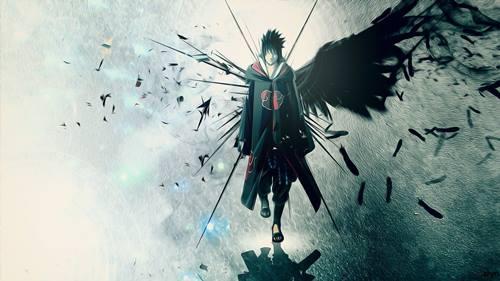 wallpaper sasuke uchiha 1