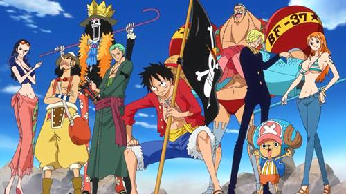gambar luffy one piece 1