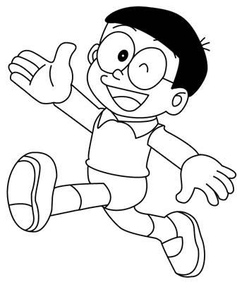 50 Gambar Nobita Kartun Doraemon Foto Wallpaper Gambar Keren