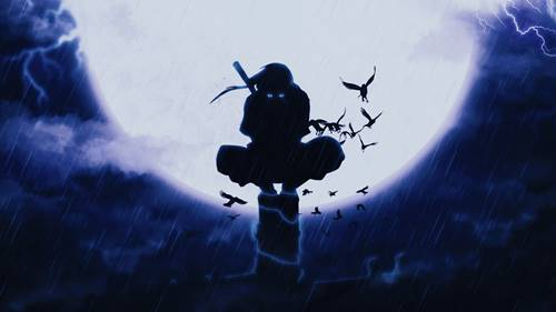 wallpaper itachi uchiha 2