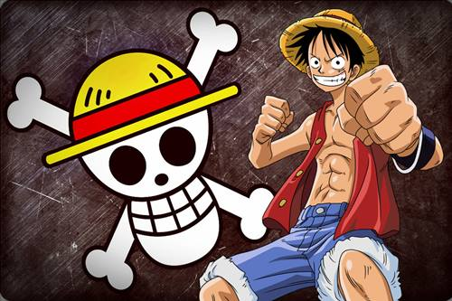 wallpaper luffy 1