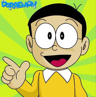 wallpaper nobita 1