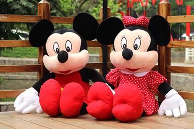 gambar boneka mickey mouse 2