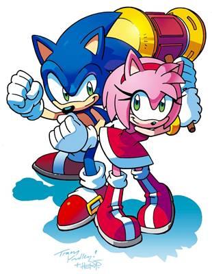 50 Gambar Sonic The Hedgehog Galeri Foto Wallpaper Sonic Keren
