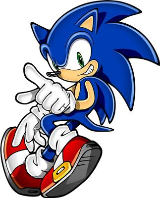 50+ Gambar Sonic the Hedgehog | Galeri Foto & Wallpaper Sonic Keren