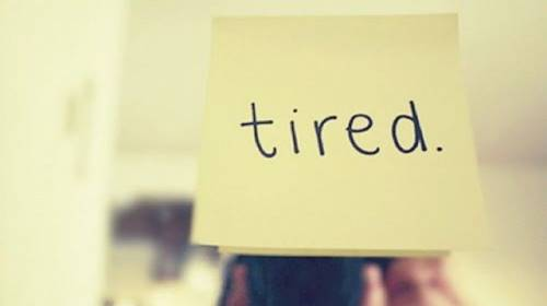 kata-kata lelah hidup, menunggu, bekerja