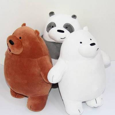 boneka we bare bears 1