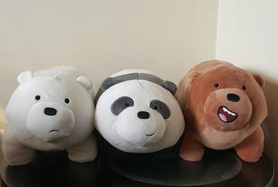 Gambar Kartun We Bare Bears Kata Kata