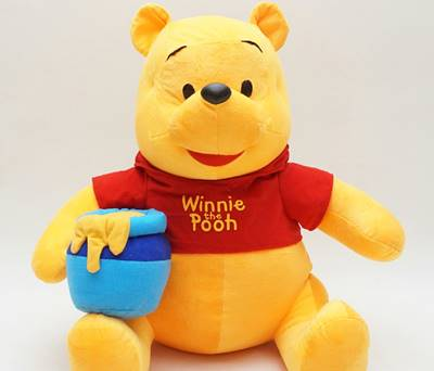 boneka winnie the pooh 1