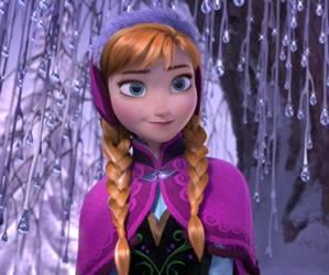 gambar frozen anna 1