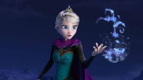 gambar frozen elsa 1