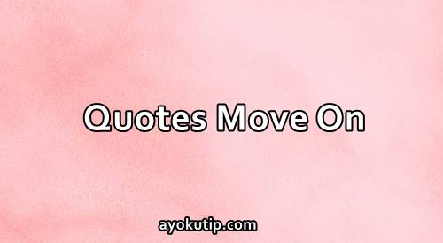 kata-kata move on