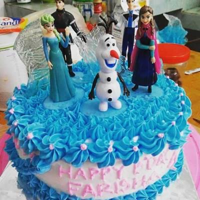 50 Gambar Frozen Elsa Dan Anna Kartun Animasi 3d Hitam