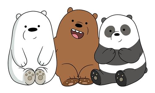 wallpaper we bare bears 1