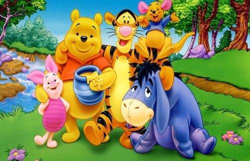 wallpaper winnie the pooh 1