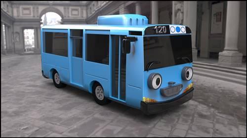 gambar bus tayo 1
