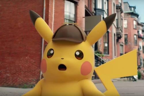 gambar pikachu 3d 1
