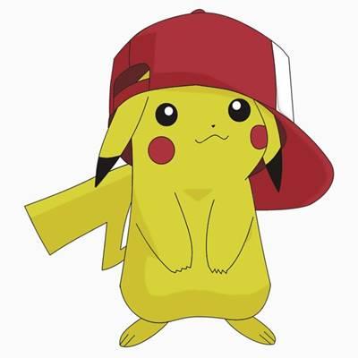 30 Gambar Pikachu