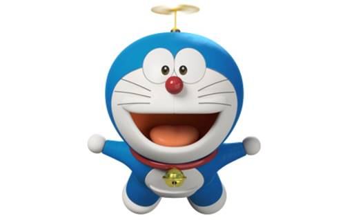 30 Gambar Doraemon 3D Film Stand by Me Wallpaper