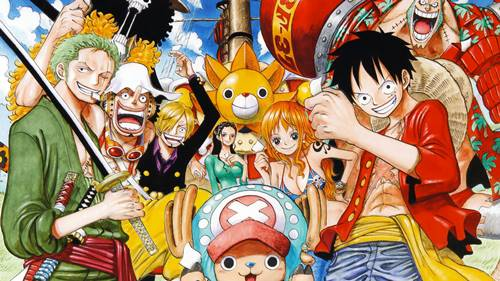 gambar one piece 1