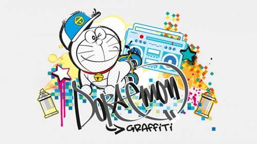 Gambar Gambar Kartun Grafiti