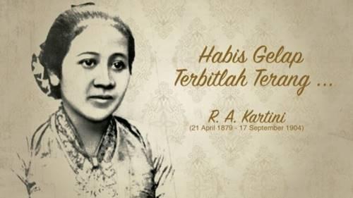 25+ Kata-Kata Kartini yang Mutiara & Inspiratif Tentang Emansipasi Wanita