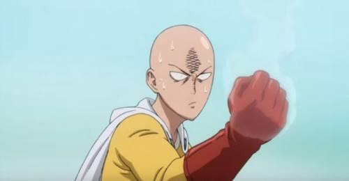 33+ Gambar Saitama (One Punch Man) | Lucu, Keren, 3D ...